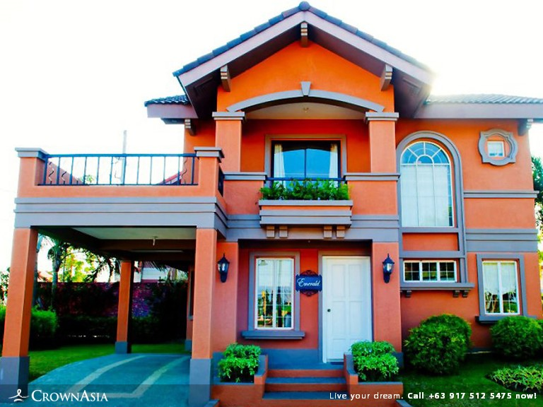 Valenza - Emerald| Crown Asia Prime House for Sale in Sta. Rosa Laguna