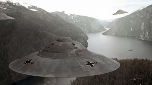 El Tercer Reich: Operación OVNI - Base Nazi en la Antártida