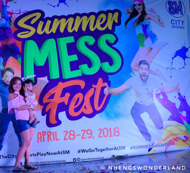 Summer Mess Fest - SM City Masinag!