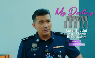 Drama My Darling Inspektor Daniel
