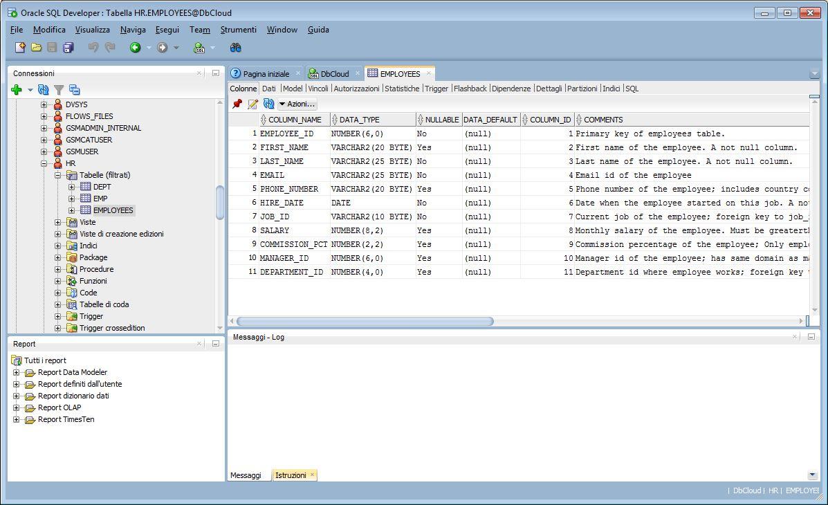 Fabrizio Marini: Oracle Rest Data Service & Oracle Cloud