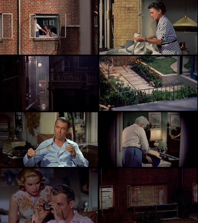 Rear Window 1954 Dual Audio Hindi 480p BRRip