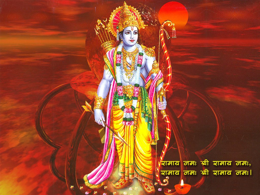Best Wallpaper Of Lord Rama Shree Ram Photo Images