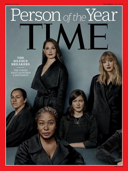 #MeToo Movement Is Person Of The Year, 'Time' Says Time magazine It has created a wave of awareness ...