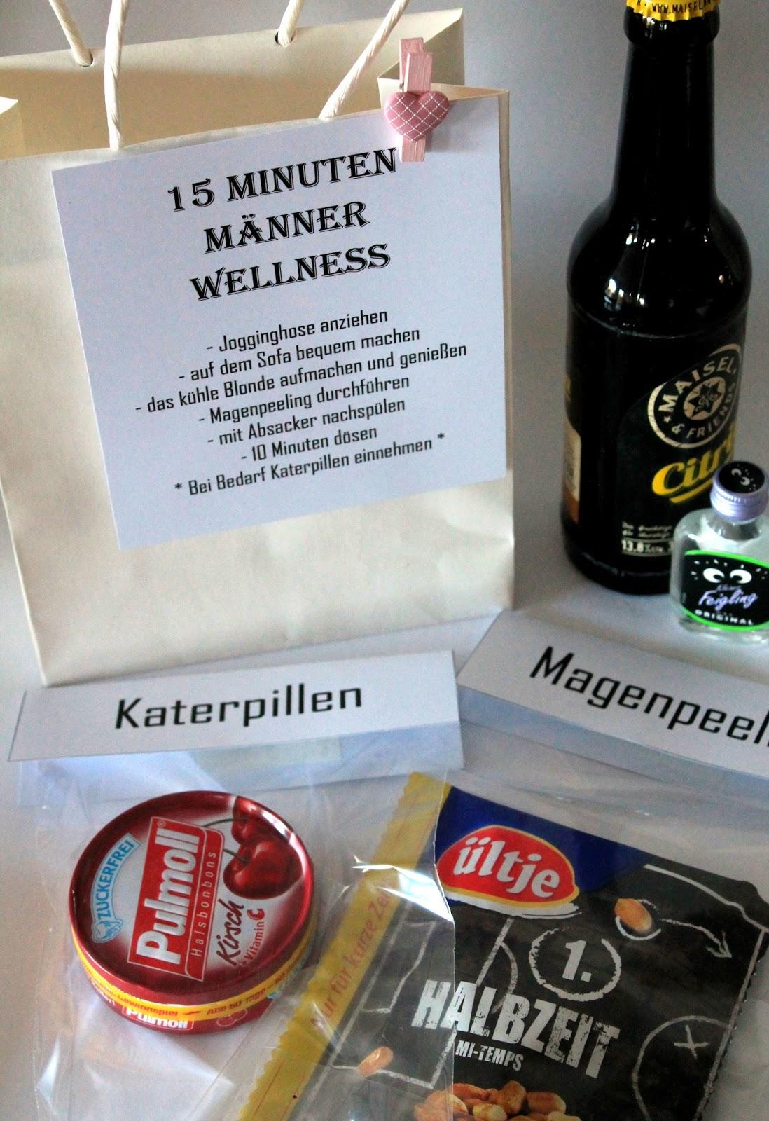 Diy 15 minuten m nner wellness diycarinchen - Pinterest weihnachtsgeschenke ...