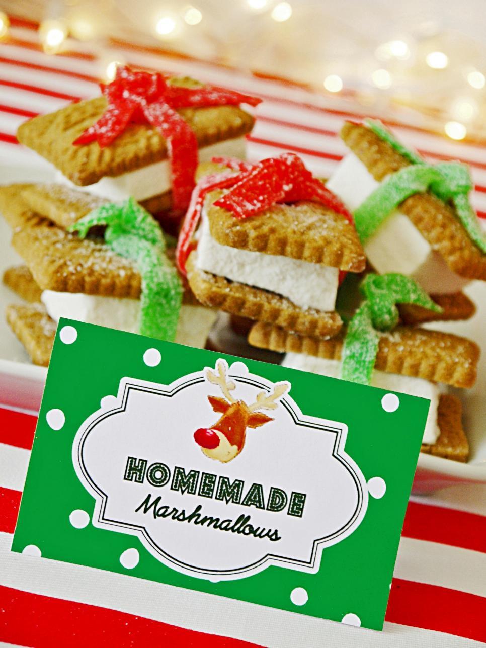 Recipe | How to Make Marshmallows - BirdsParty.com