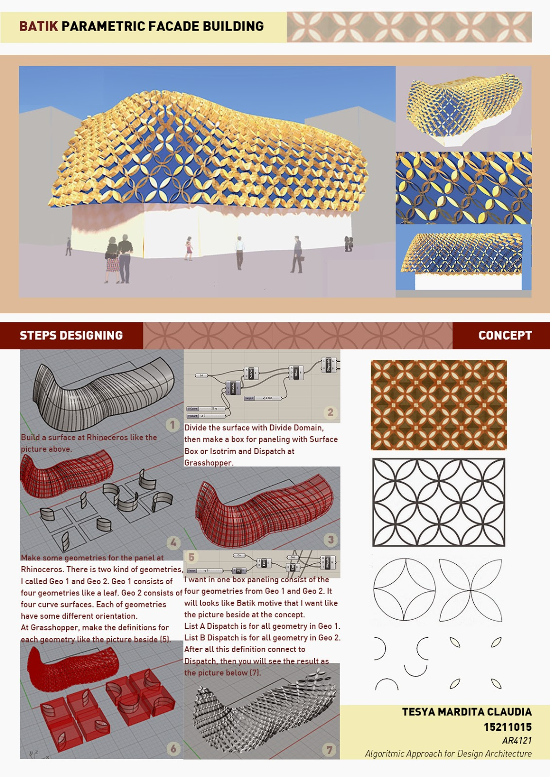 Build and Baek: Parametric Design:
