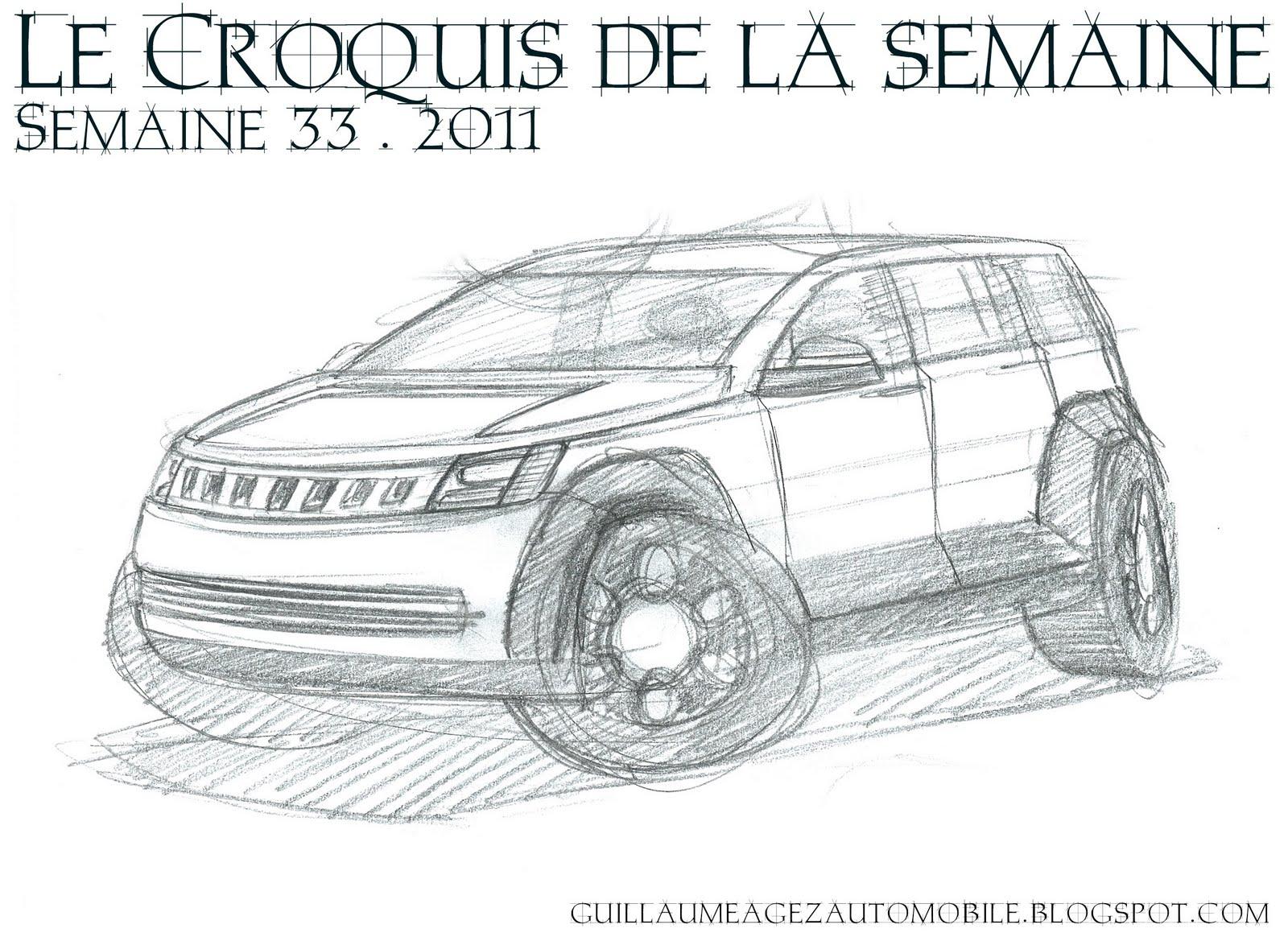 Guillaume Agez Automobile Aout