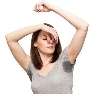 Remède naturel contre la transpiration des aisselles, des pieds et des mains.
