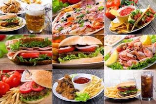 iklan fastfood