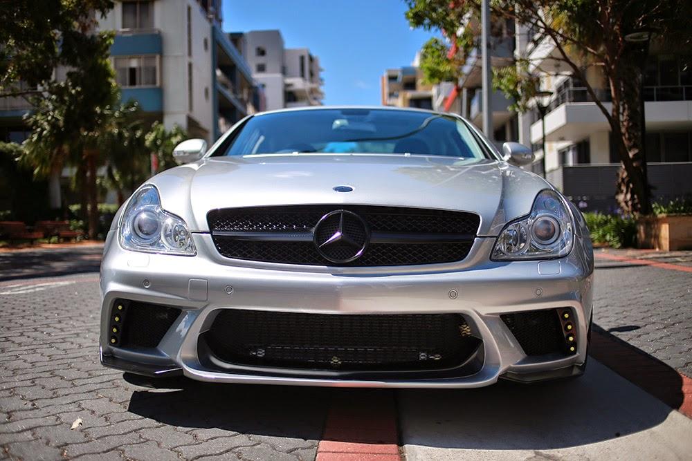 Benztuning Mercedes Benz W219 Cls55 Amg