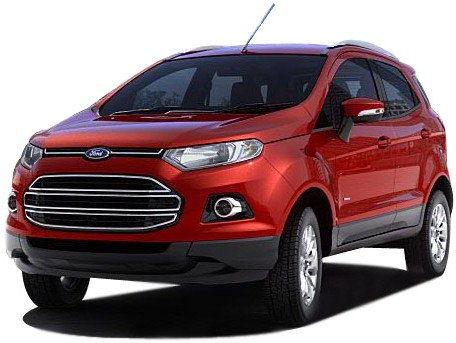 techzone ford ecosport features and specs. Black Bedroom Furniture Sets. Home Design Ideas