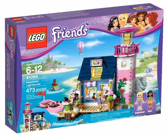 Heartlake Times 2015 Lego Friends Set Images