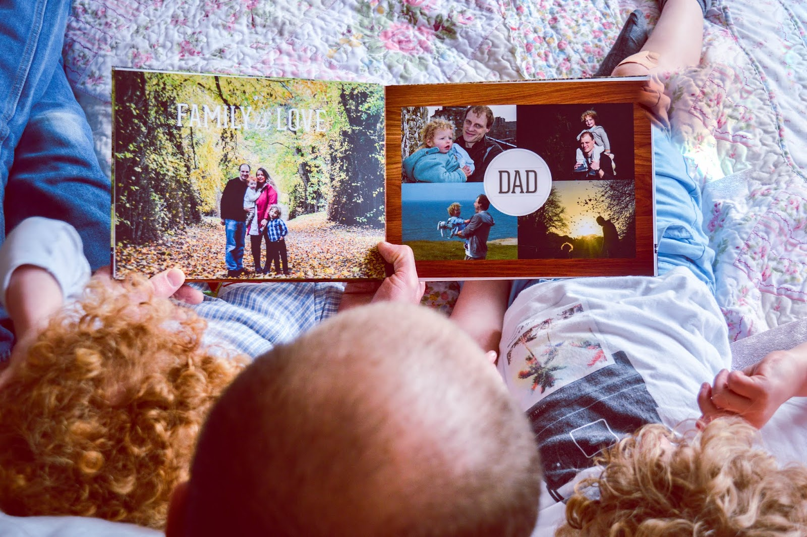 Memorable Father's Day Gifts From Snapfish ♥