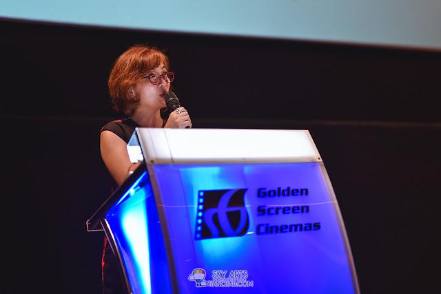 GSC CEO Koh Mei Lee @ Czech Republic Festival 2018 Malaysia Launch