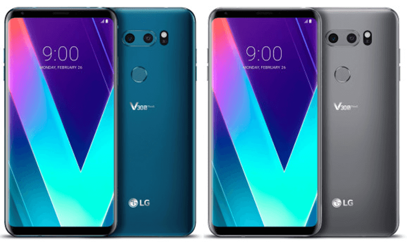 MWC 2018: LG releases V30S and V30S+ with ThinQ A.I.