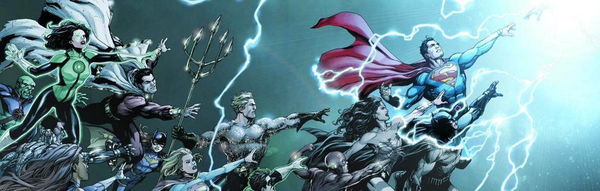 Con las Noticias de tus Superhéroes favoritos de DC