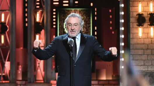 Tony Awards co-host Sarah Bareilles on De Niro saying 'f--- Trump': 'I agree with him'