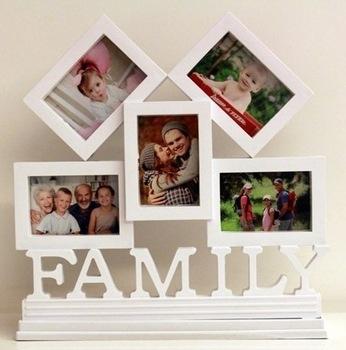 Equilibrio feng shui donde colocar las fotograf as seg n - Cuadros con fotos familiares ...