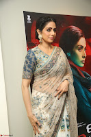Sri Devi in designer saree stunning beauty at the launch of MOM movie Trailer~  Exclusive 152.JPG