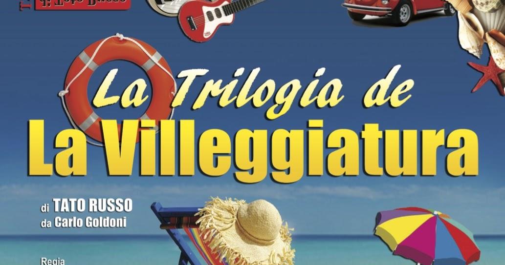 La trilogia della villeggiatura al Teatro Sala Vignoli 26 e 27 novembre