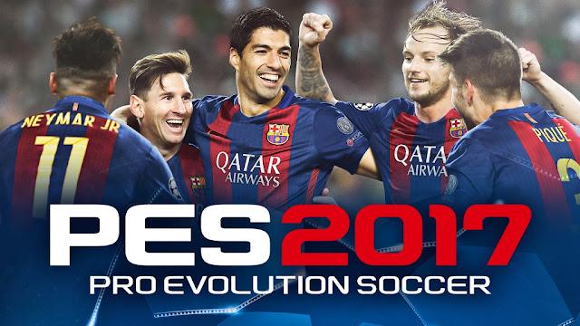 لعبة PES 2017 متاحة الآن للاندرويد والايفون