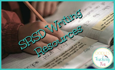 SRSD Writing Resources