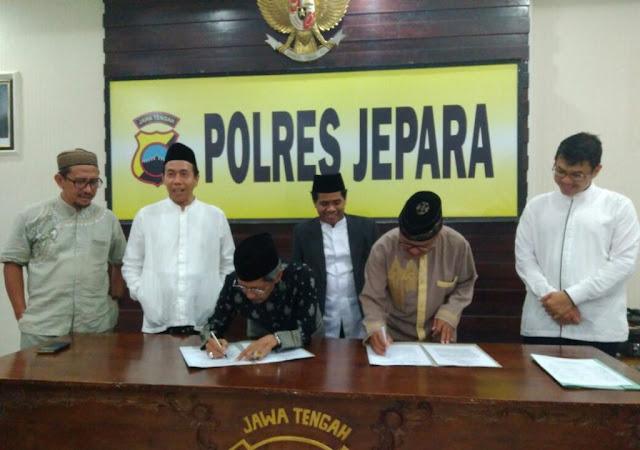 Agenda Sudutkan NU Gagal Maning, NU dan Muhammadiyah Klarifikasi Isu Pengusiran Santri di Karimunjawa Jepara