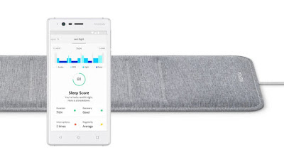 Nokia Sleep pad
