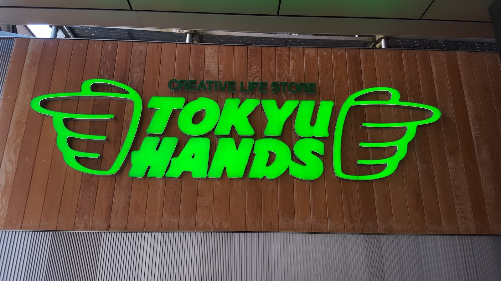 Red Bread Tie: My Trip To Japan: Tokyu Hands Bags And Backpacks