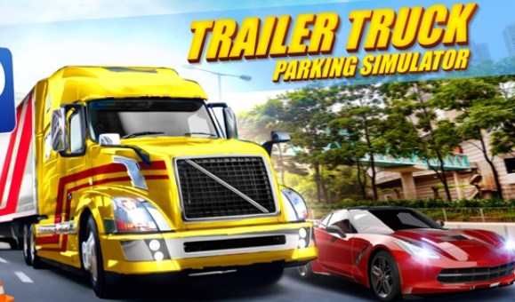Heavy truck parking Apk Free on Android Game Download