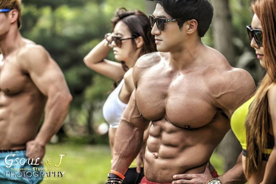 Daily Bodybuilding Motivation: Korea's Finest - Chul Soon
