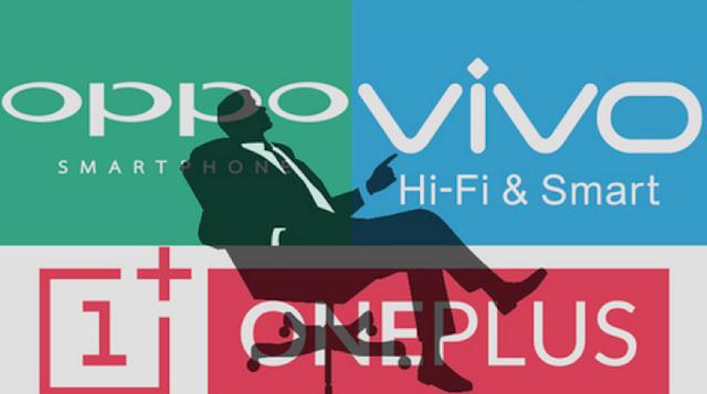 Oppo và Vivo đang lấn lướt Apple tại Trung Quốc