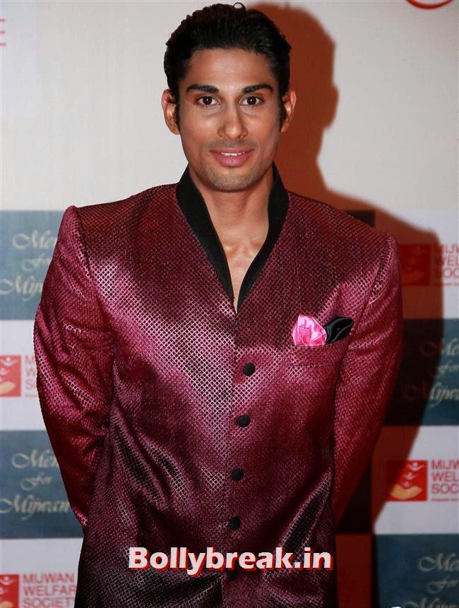 Prateik Babbar, Top Bollywood Celebs at Men For Mijwan Charity Fashion Show