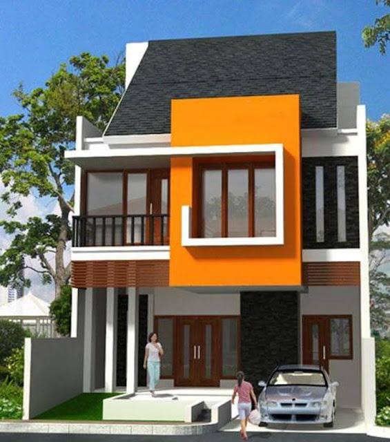 rumah minimalis modern 1 tingkat