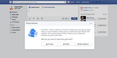 Hindari Oversharing, Facebook Hadirkan Notifikasi Switch Postingan