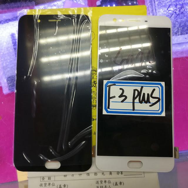 Mặt kính màn  hình Oppo F3 plus , thay màn hình oppo f3 plus lấy ngay