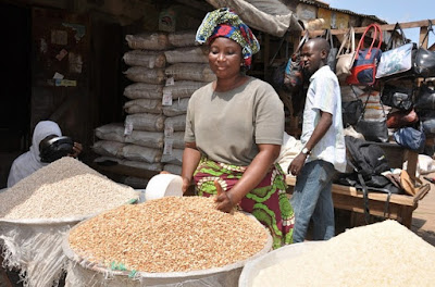 Cowpeas for sale in Ibadan Nigeria