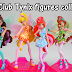 Winx Club Tynix figures collection REVIEW