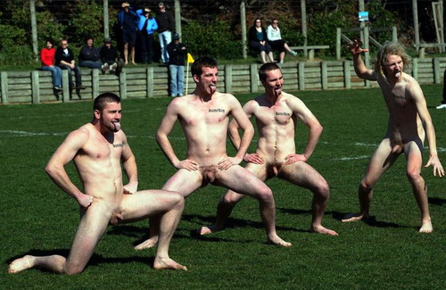 New Zealand Naked Rugby 97