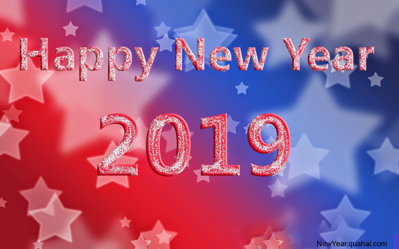 Happy New Year 2019 Wallpapers HD  Happy New Year 2019 Images