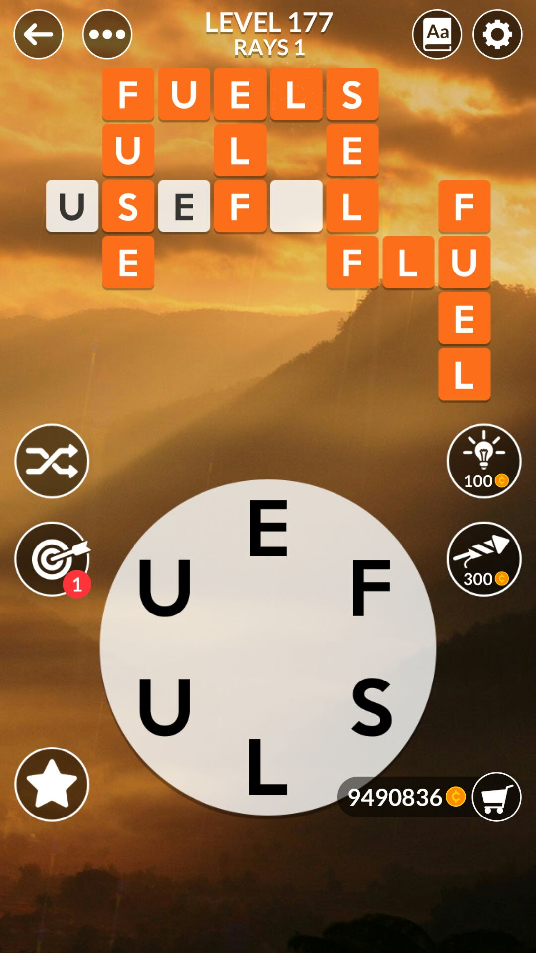 Wordscapes Level 177 Answers Doors Geek