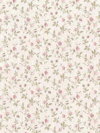 Todo Pintado Floral Casa De Muñecas
