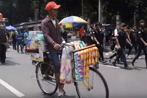 Kopi keliling Jakarta