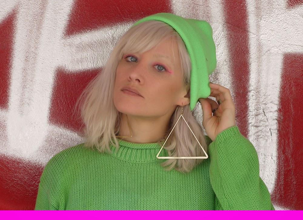 בר טימור בבלוג אופנה ישראלי, סטיילינג ירוק