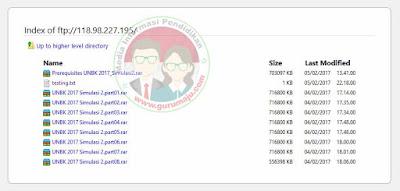 blog yang menyajikan berbagai informasi seputar dunia pendidikan Download Gratis VHD Simulasi 2 UNBK Tahun 2017