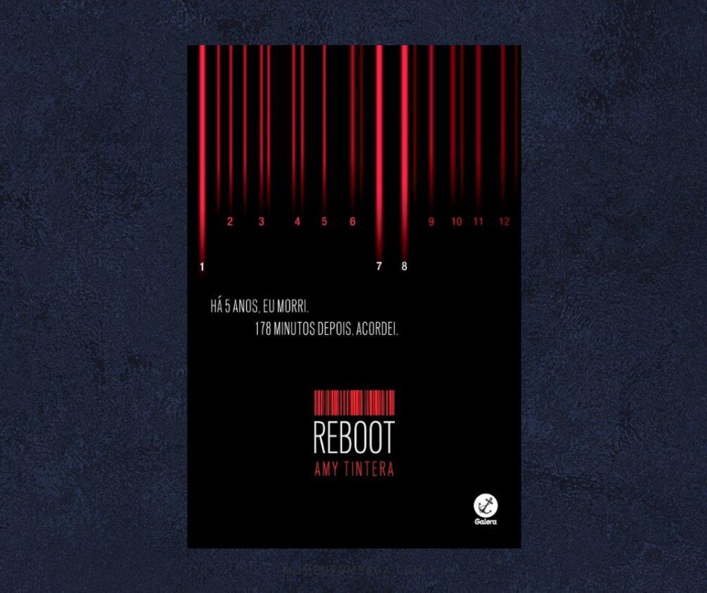 Resenha: Reboot, de Amy Tintera
