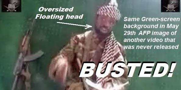 boko haram shekau fake videos