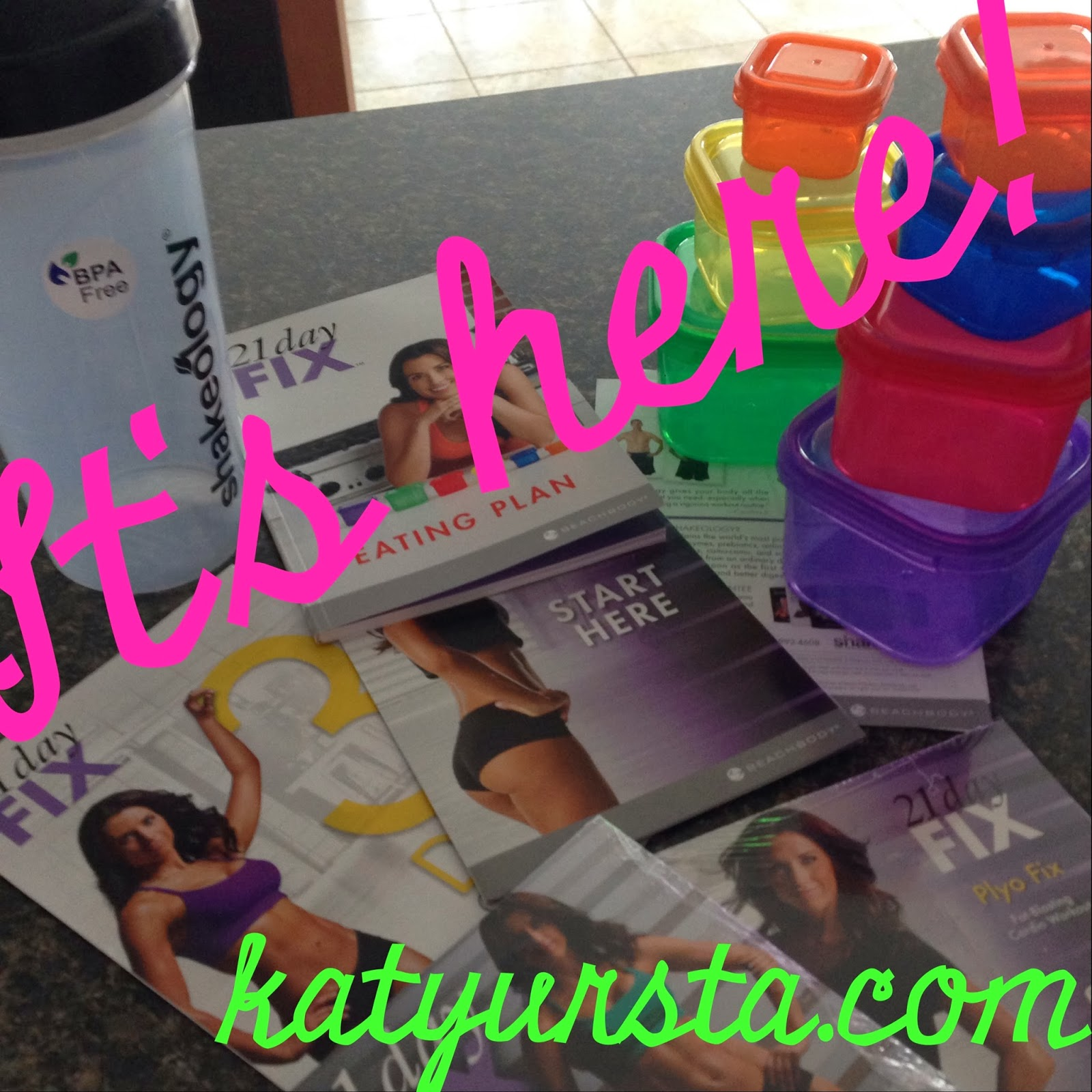 what is the 21 day fix