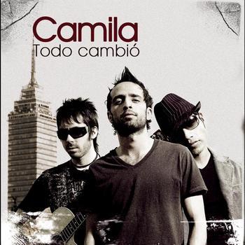 Camila Todo Cambio 50 Frases De Canciones